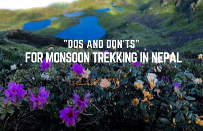 Dos and Don'ts For Monsoon Trekking In Nepal