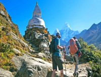 Everest Base Camp Luxury Trek with helicopter