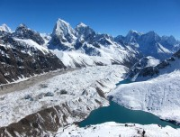 Gokyo Lakes and Everest Base Camp Trek