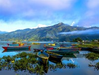 Nepal Tour with Jungle Safari, rafting and sunrise trekking from Sarangkot