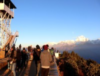Luxury Ghorepani Poon Hill Trek with Jungle Safari