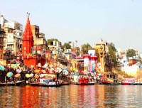 Golden Triangle with Holy city Varanasi