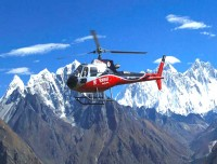 Everest Helicopter and luxury Nepal Tour