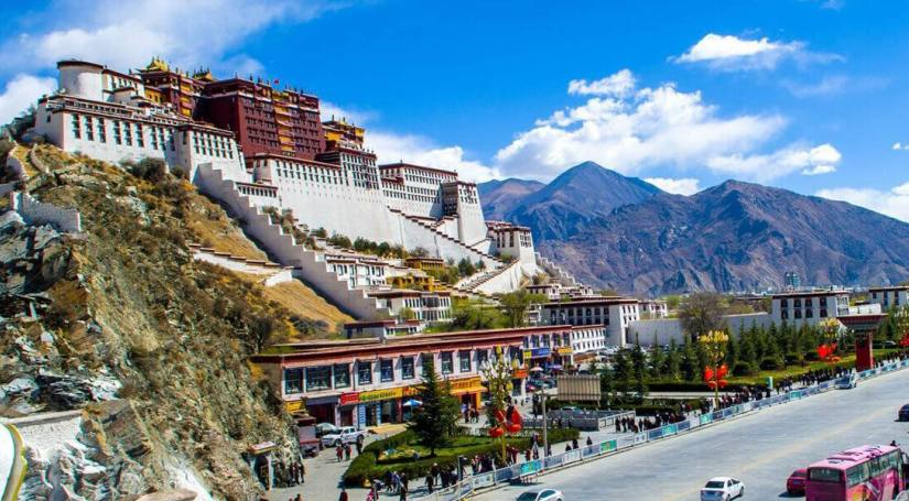 8 days Tibet Heritage tour