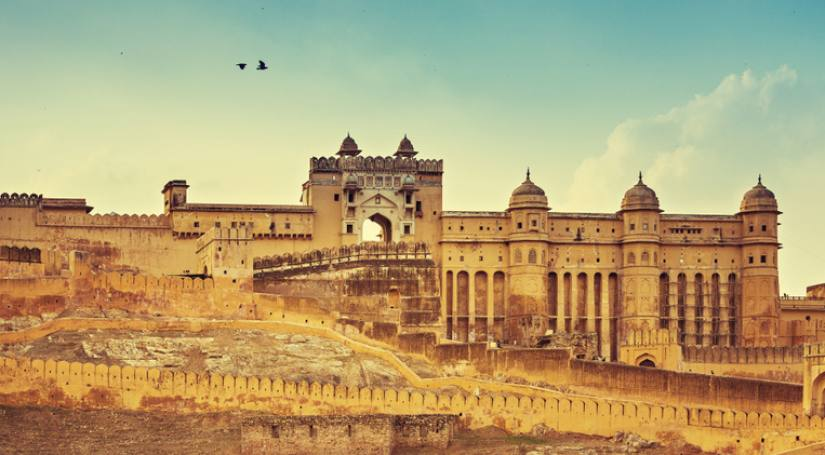 9 Days Golden Triangle With Pushkar