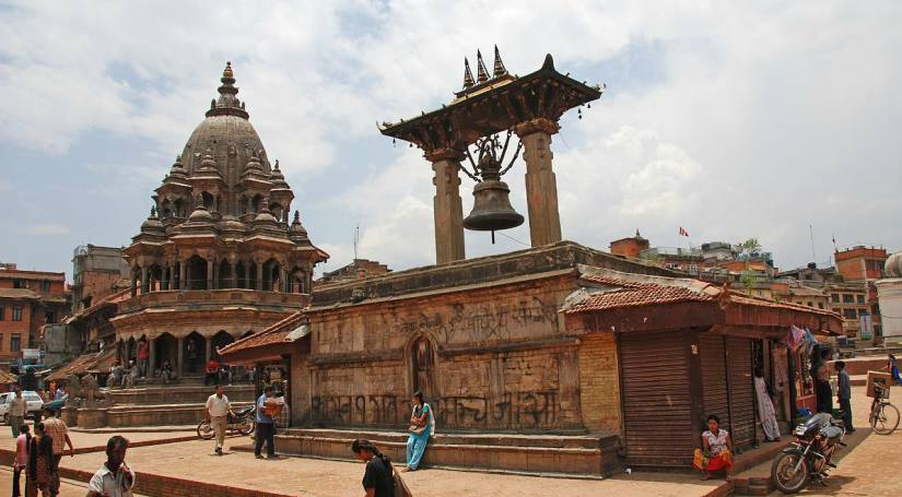 A gateway to ancient Kathmandu valley