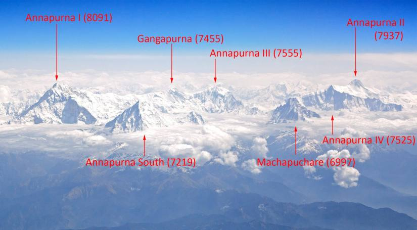Annapurna Massif- Most Dangerous Peak