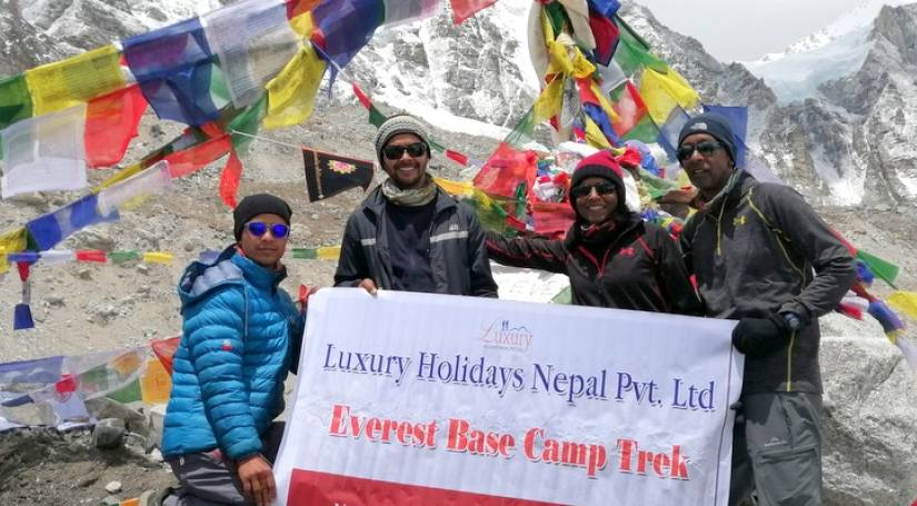 Best places to reach in Everest Base Camp Trek
