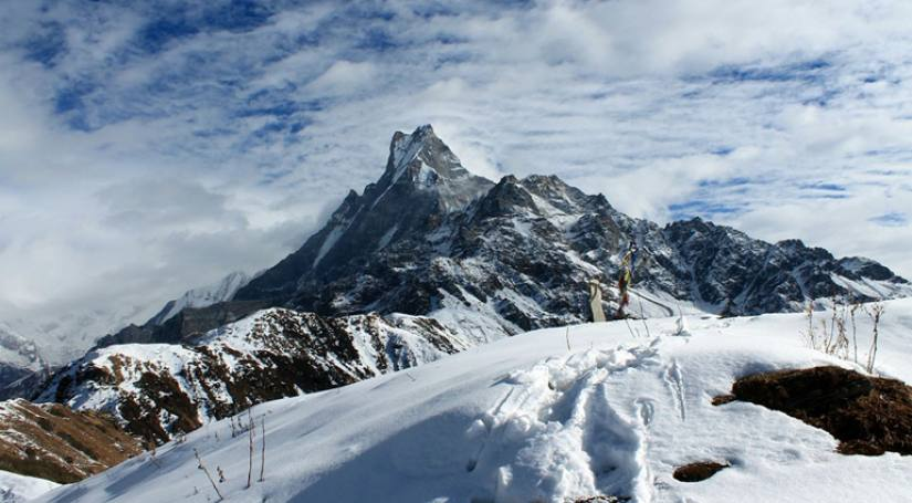 The Best Time for Mardi Himal Trekking