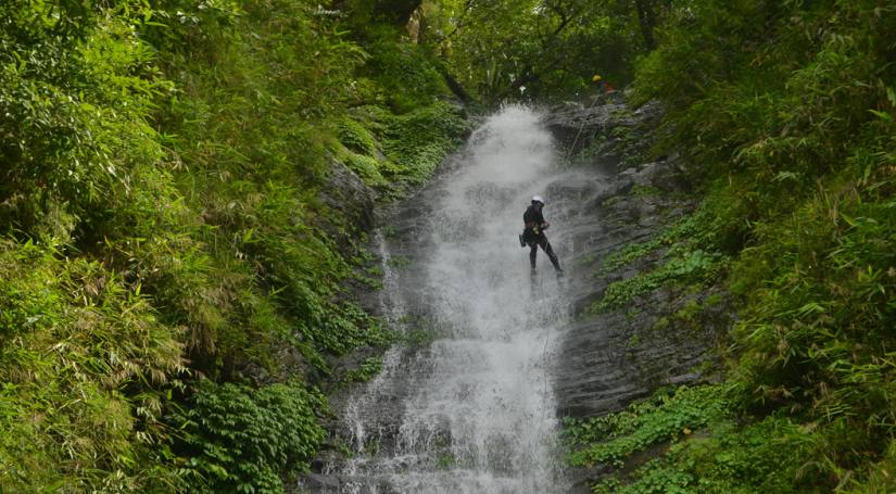Canyoning-Best adventure in Nepal