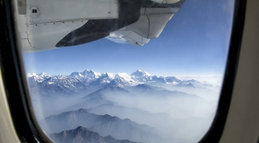 Everest Scenic Flight (Mountain Flight)
