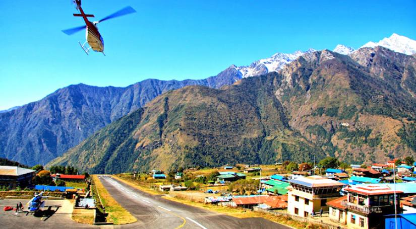 Facts about Tenzing Hillary Airport (Lukla Airport)
