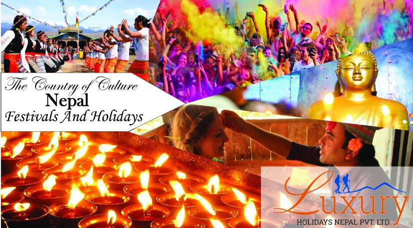 Festival and Holidays in Nepal