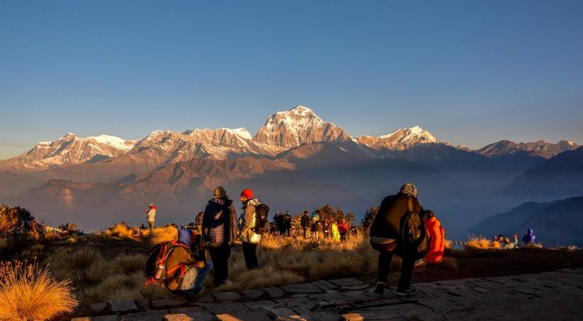 Ghorepani Poonhill Sunrise trek with optional Chitwan Jungle Safari