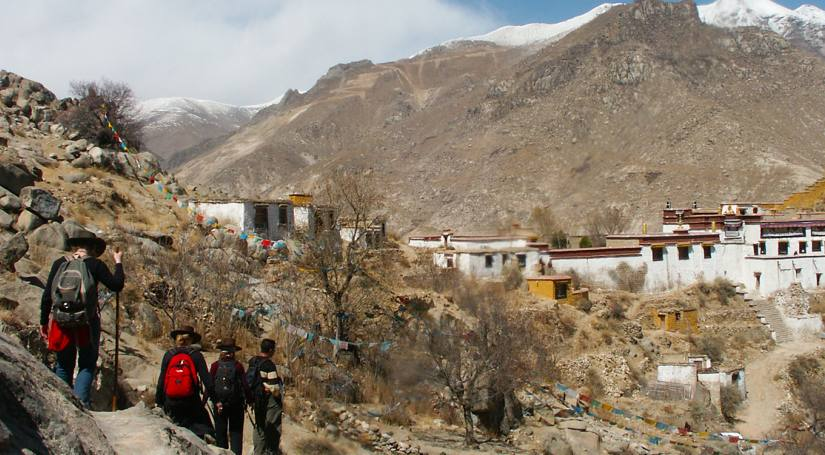 Hiking & Trekking in Tibet