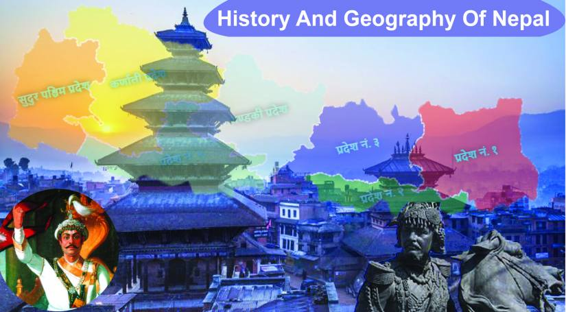 History & Geography of Nepal