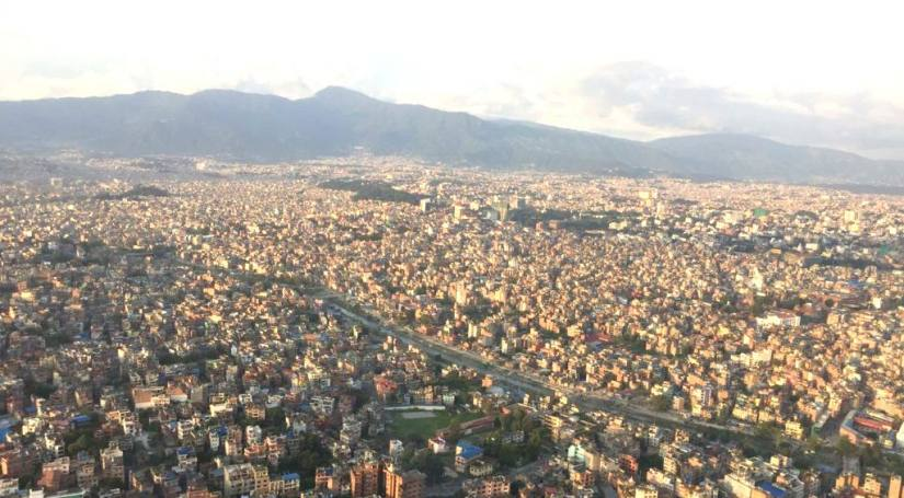 Kathmandu tour by Helicopter