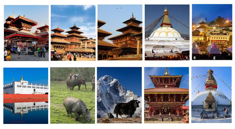 Nepal and UNESCO World Heritage Sites
