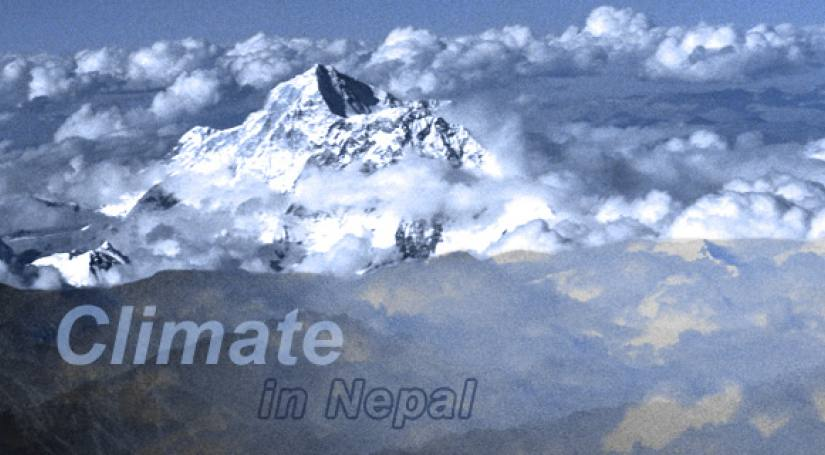 Climatic condition of Nepal