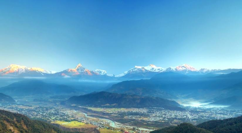 Nepal Luxury tour and Trek with Helicopter Tour to Annapurna Base Camp