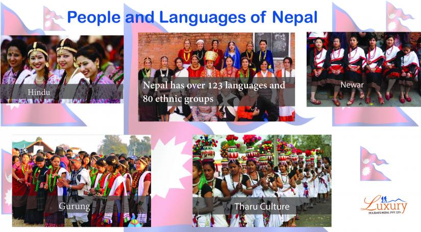 People and Language of Nepal