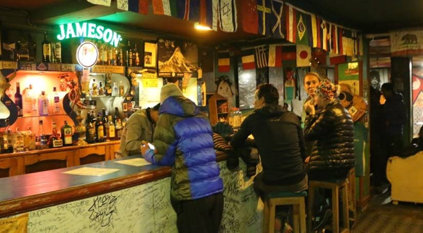 Teahouse and Food in Everest Trekking