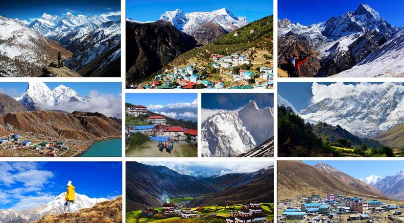 Top 10 Best Trekking Trail in Nepal - Best Treks in Nepal