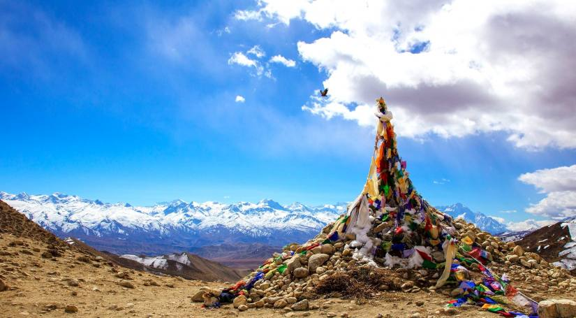 UPPER   MUSTANG- one most followed trail by Nepalese Tourist