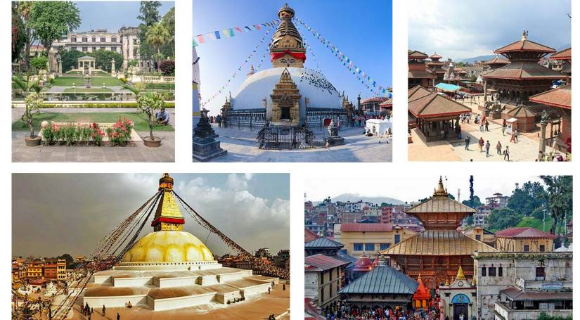 What to see in Kahtmandu City Tour?