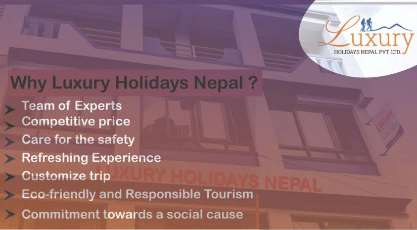 Luxury Holidays Nepal