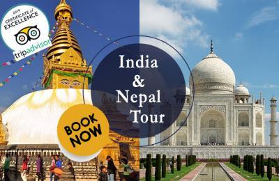 15 days India and Nepal Tour