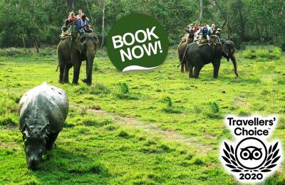 2 nights 3 days Chitwan Jungle Safari