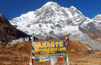 Annapurna Base Camp 10 Days
