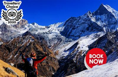 Annapurna Base Camp Trek with 5 star accommodation