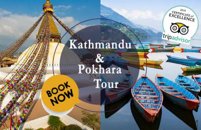 Best of Nepal tour with Kathmandu and Pokhara