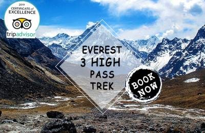 Everest 3 High Pass Trek