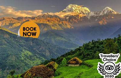 Experience Scenic Nepal Tour with 5 star stay