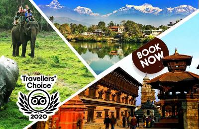 Golden Triangle Nepal Tour of Kathmandu, Chitwan and Pokhara