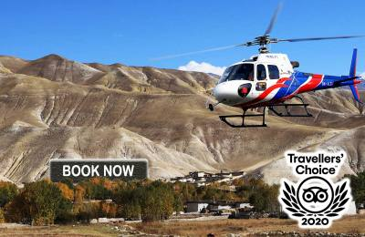 Upper Mustang Helicopter Tour