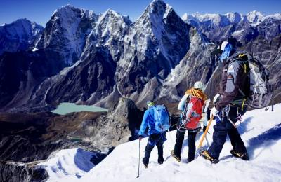 Lobuche Peak Climbing with Everest Base Camp