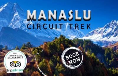 Manaslu Circuit trek - 12 Days