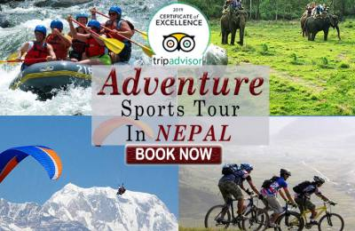 Multi Adventure Sports Tour In Nepal