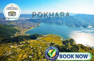 Pokhara city Sightseeing tour from Pokhara