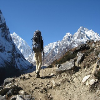 """Excellent Manaslu circuit trek"""